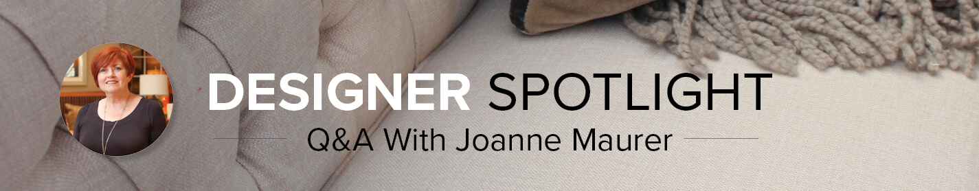 Designer Spotlight: Q&A with Joanne Maurer