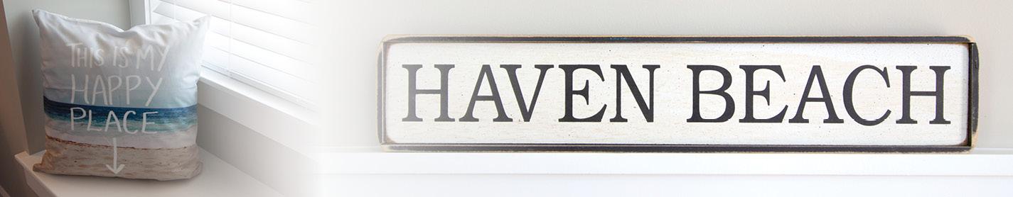 Design Portfolio: Haven Beach LBI
