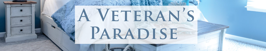A Veteran's Paradise