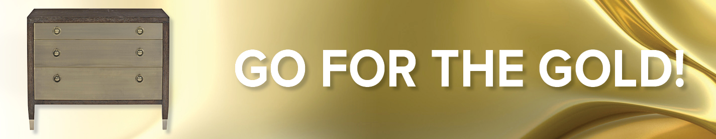 Go For The Gold!